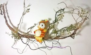 handmade fuzzy 2