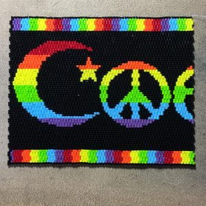Coexist Wall Art wrk 138 4968