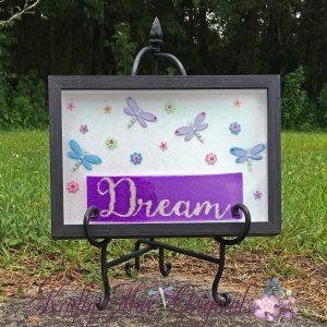 Dream a Little Dream Mirrix Loom Wall Art 1