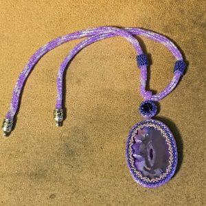 Purple Agate Wrk 18
