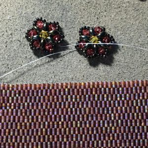 Rosey Flowers Wrk 10