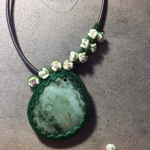 All Green Necklace wrk 11