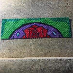 Sugar Skull Wall Art wrk 73 5256