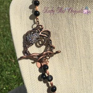 sparkly-cooper-octopus-with-black-banded-agate-necklace-set-3
