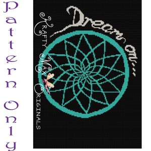 Dream On Dream Catcher Loom Pattern REATAIL- PATTERN ONLY