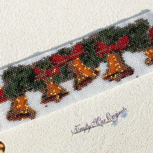 Bells for BMK Sample Beadwoven Bracelet