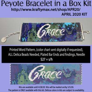 April Grace Bracelet Kit in a Box